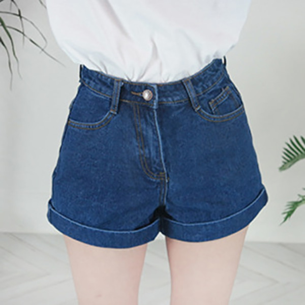 AA DENIM SHORTS (2color) #107